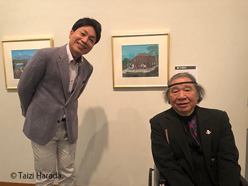 NHK長野放送「極め人」1